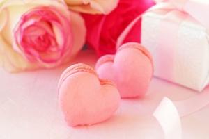 macarons-valentines
