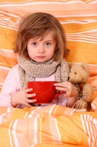 angina la copii