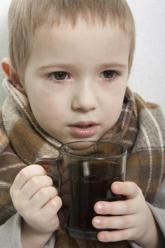 laringita la copii