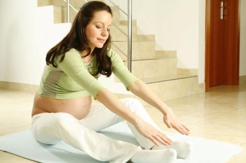 exercitii in sarcina 1