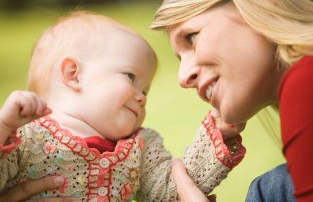 comunicarea cu bebe