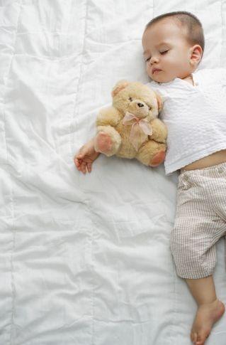 Bebelusul doarme
