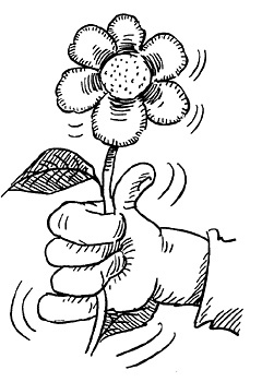 Desen floare