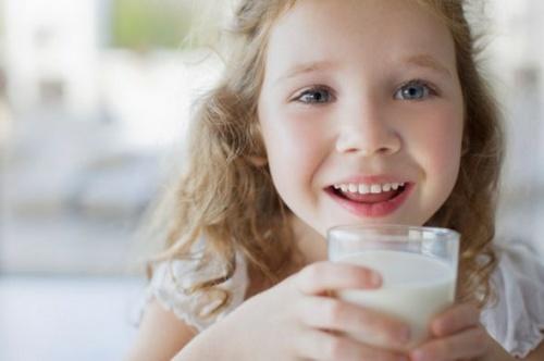 lapte pentru copii