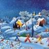 Iarna a sosit in zori!