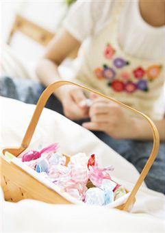 Copiii si dulciurile