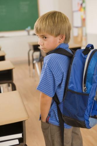 copil scolar