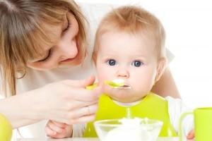 Mancare solida pentru bebelusi intre 6 si 8 luni