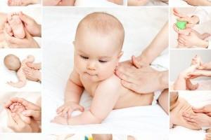 Tot ce trebuie sa stii despre masajul bebelusului