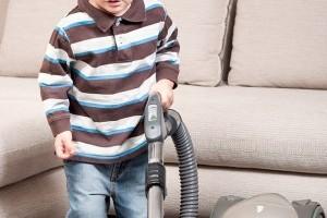 Treburile casnice si responsabilizarea copilului