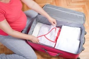 Ce trebuie sa contina bagajul gravidei?