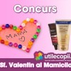 Concurs Sfantul Valentin al mamicilor - concurs incheiat
