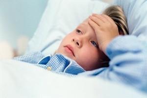 Migrena infantila