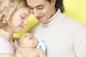 Viata de cuplu si bebelusul