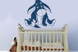 Incredibile decoratiuni pentru copii cu stickere decorative