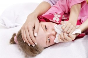 Bronsiolita la copii