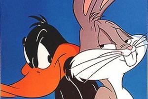 Bugs Bunny si Dafy Duck