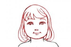 Desenarea rapida a unui portret