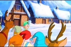 Rudolf, cel cu nasul rosu (episodul 6)