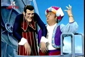 Lazy Town - The Great Genie of Everlasting Eternity