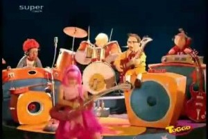 Lazy Town - Play in a Band