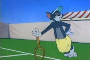 Jerry, campion la tenis