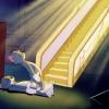 Tom si Jerry. Tom in rai