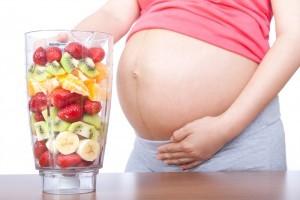 Fructe si legume in timpul sarcinii (P)