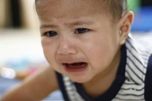 Fricile copiilor foarte mici (pana la varsta de 2 ani)