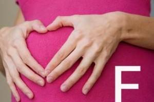 Termeni medicali in sarcina - litera F