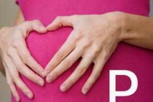 Termeni medicali in sarcina - litera P