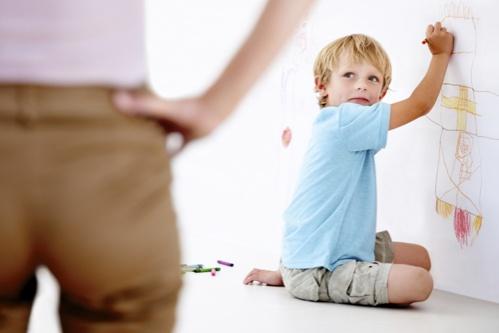 pedepsirea copilului