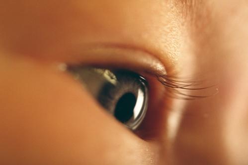 ochii bebelusului