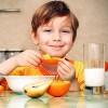 Idei pentru micul dejun al copilului