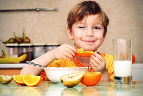 mic dejun copii