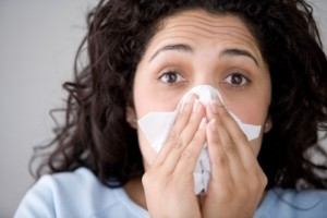 Femeia insarcinata si gripa