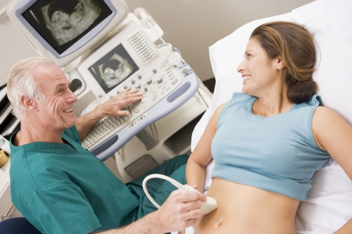 control ginecologic sarcina