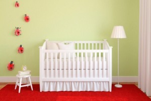 Lumina, caldura si umiditatea in camera bebelusului