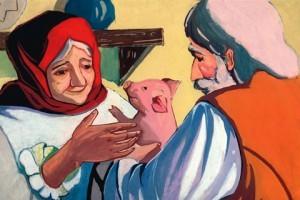 Povestea porcului de Ion Creanga