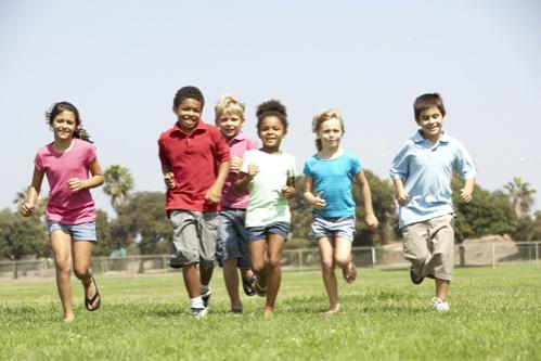 sport copii alergare