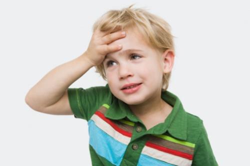 dureri de cap la copii