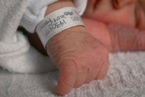 Primul test al nou-nascutului: scorul Apgar