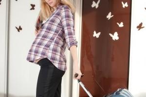 Femei insarcinate - sfaturi pentru calatorie