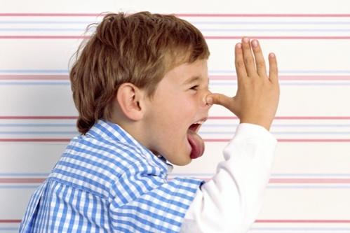 comportamentul inadecvat al copilului