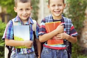 Inceputul scolii pentru copii