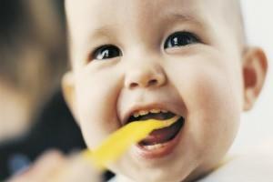 Mancare pentru bebelusi preparata acasa