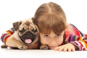 Relatia dintre animalul de companie si copil