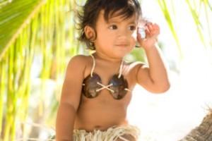 Protectie solara pentru bebelusi si copii mici