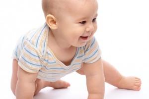 Exercitii pentru dezvoltarea musculaturii la bebelusi