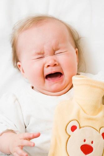 bebe colici